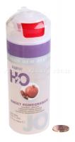Ароматизированный любрикант на водной основе Sweet Pomegranate (сладкий гранат)
