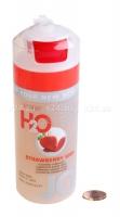 Ароматизированный любрикант на водной основе Strawberry Kiss (земляника)