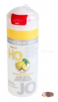 Ароматизированный любрикант на водной основе Lemon Splash (лимон)