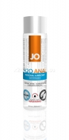 Обезболивающий согревающий анальный лубрикант Anal H2O Warming (120 мл)