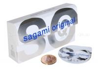Ультратонкие полиуретановые презервативы QUICK Original 0,02 мм (6 шт.)