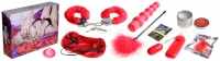 Набор для романтической ночи Red Romance Gift Set