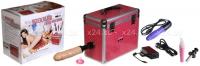 Секс-машина с ротационным вибратором Wiggler Love Machine (5 режимов)