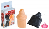 Латексные манжеты для мужской помпы Universal Replacement Pump Sleeves