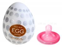 Супер эластичный мастурбатор в виде яйца CRATER
