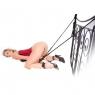 Прочные фиксаторы на руки и ноги Rope Cuff & Tether Set