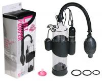 Вакуумная помпа с вибрацией Lust Pumper (10 режимов)