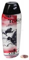 Лубрикант на водной основе с ароматом пьянящей вишни TOKO