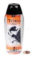 Лубрикант на водной основе TOKO (мандариновое удовольствие)