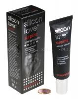 Стимулирующий силиконовый лубрикант Silicon Love Surprise с покалывающим эффектом (30 г)