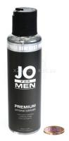 Мужской силиконовый лубрикант JO for Men Premium (125 мл)
