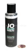 Мужской охлаждающий силиконовый лубрикант JO for Men Premium Cooling (125 мл)