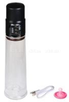 Автоматическая вакуумная помпа для пениса на подзарядке Renegade Powerhouse Pump