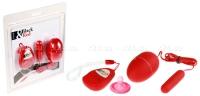Два вибро-яйца на дистанционном управлении Toyfa (5 режимов)