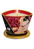 Свеча-массажное масло Romance (аромат клубники и шампанского) 170 мл