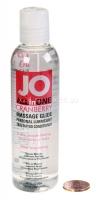 Массажный гель-масло All-in-Оne Cranberry клюквенный (120 мл)