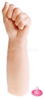 Стимулятор в форме руки Giant Family Horny Hand 13''