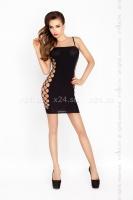 Чёрное платье Каприз SL