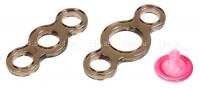 Набор эрекционных колец Stretchable Cock Ring Set