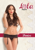 Кружевной пояс-трусики Denise ML