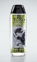 Лубрикант на водной основе с ароматом дыни и манго TOKO (165 мл)