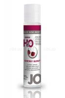 Ароматизированный любрикант на водной основе Cherry Burst (вишня) 30 мл