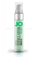 Мужской стимулирующий гель для сосков (со вкусом мяты) Nipple Titillator Mens Winter Mint 30 мл