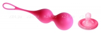 Тяжелые шарики в силиконовой оболочке LAYLA Peonia (140 г)