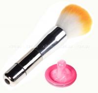 Кисточка для макияжа с вибрацией Make Up Brush (7 режимов)