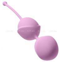 Большие шарики в силиконовой оболочке Sweet Kiss