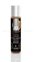 Вкусовой лубрикант на водной основе JO Gelato Creme Brulee (Крем Брюле) 30 мл