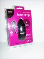 Вибропуля micro-tingler teardrop (7 режимов)