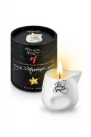 Массажная свеча с ароматом ванили  Bougie Massage Candle (80 мл)