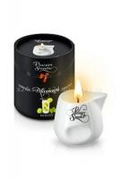 Массажная свеча с ароматом мохито Bougie Massage Candle (80 мл)