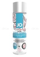 Концентрированный гель для бритья и интим-гигиены JO TOTAL BODY ANTI-BUMP SHAVING GEL - CITRUS BURST цитрусовый 240 мл