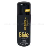 """Glide Premium лубрикант на силиконовой основе """"Премиум увлажнение"""" 50 мл"""