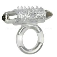 Эрекционное кольцо с вибрацией Vibrating Support Plus