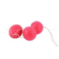 Трехрядные шарики с шипиками со смещенным центром тяжести Sexual Balls