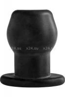 Анальная пробка со сквозным отверстием Tunnel Plug XL