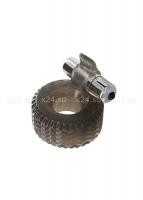 Эрекционное кольцо с вибропулей Smoke Power Hardware C-Ring