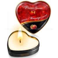 Массажная свеча с ароматом персика Bougie Massage Candle (35 мл)
