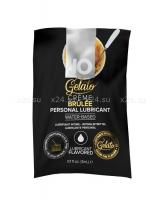 Вкусовой лубрикант на водной основе Sachet JO Gelato Creme Brulee (Крем Брюле) 3 мл