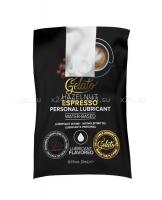 Вкусовой лубрикант на водной основе Sachet JO Gelato Hazelnut Espresso (эспрессо с лесным орехом) 3 мл