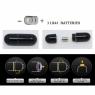 Двойное эрекционное лассо с шипиками для клиторальной стимуляции Locker