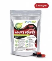 Возбуждающие капсулы для мужчин Man's Power (содержит L-карнитин) (2 капсулы)