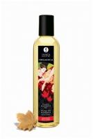 """Масло массажное для тела Shunga Organica Maple Delight """"Кленовое наслаждение"""", 250 мл"""
