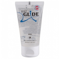 Медицинская анальная гель-смазка на водной основе Just Glide 50 мл