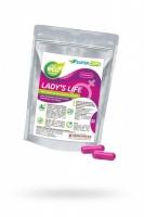 Возбуждающие капсулы для женщин Lady`s Life (содержит L-аргинин и коэнзим Q10)
