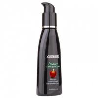 Съедобный лубрикант на водной основе Wicked Candy Apple 120 мл (вкус сахарного яблока)