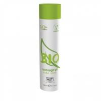 Массажное масло HOT BIO Massage Oil Aloe Vera с алое вера (100 мл)